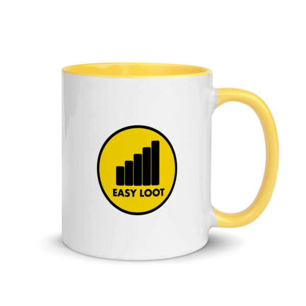 Easy Loot Coffee Mug Mockup